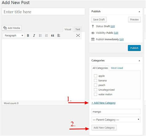 New Posts By Category by What Is Category How To Add A Category In