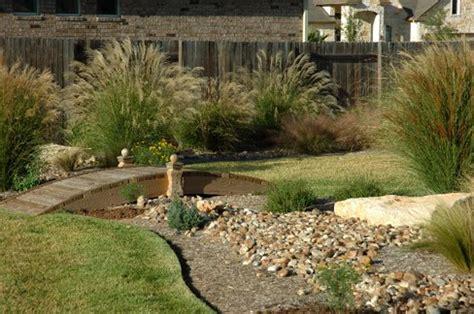 backyard river design river rock garden designs home designs project