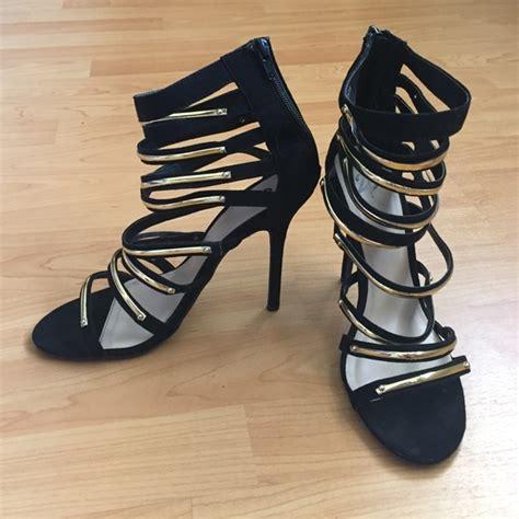Heels Bebe 71 bebe shoes bebe black heels from zoe s closet on