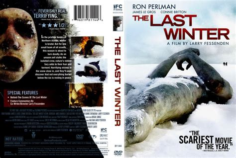 The Last Winter the last winter dvd scanned covers the last