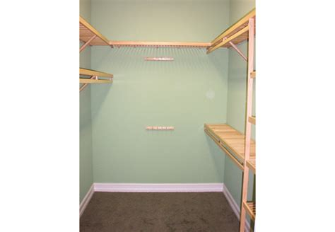 Built In Wooden Shelves Closet Wood Closet Shelving Roselawnlutheran