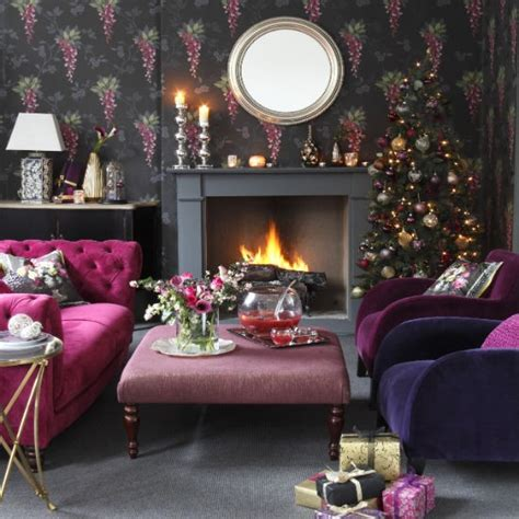 home decoration how to make a christmas living room