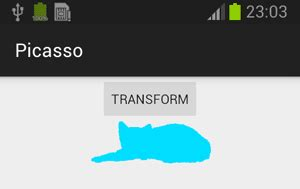 android use picasso to load image into programmatically picasso