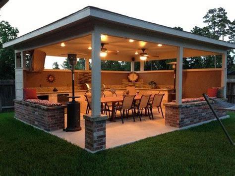 outdoor patio plans 15 id 233 es d am 233 nagement de cuisine d 233 t 233 habitatpresto