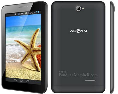 Tablet Advan E3a harga tablet advan vandroid semua tipe spesifikasi panduan membeli