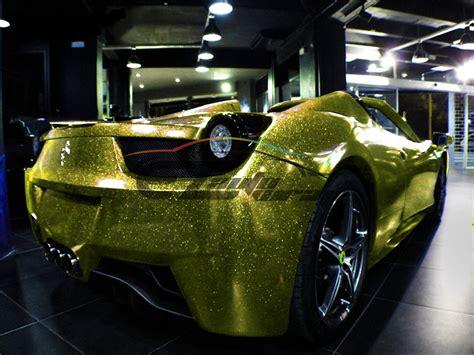 glitter car gloss glitter metallic sparkle car vinyl wrap sticker