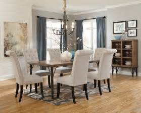 ashley dining room set buy tripton dining room set by signature design from www