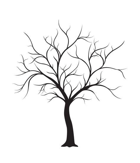 手作りのウェディングツリーに役立つ無料ベクターイラスト素材まとめ Ai Eps Svg Free Style Tree Branch Template
