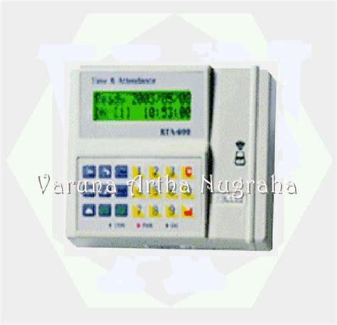 Mesin Absensi Magnetic Card alat absensi barcode rta 600