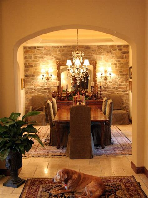 Mediterranean Dining Room Design 1000 Ideas About Dining Room Walls On Black
