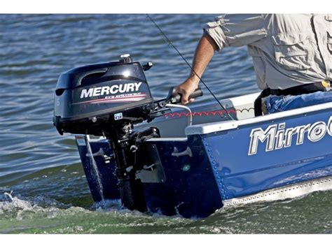 Mercury Fourstroke Outboard 6hp For Sale Boatcare