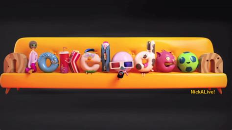 big orange couch nickelodeon espa 241 a junglekey es imagen