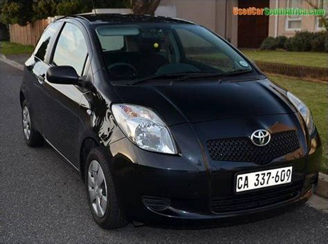 Cape Town Toyota 2007 Toyota Yaris Used Car For Sale In Cape Town Central
