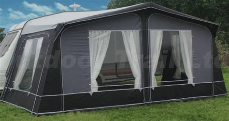 full caravan awnings leisurewize apollo touring full size caravan awning
