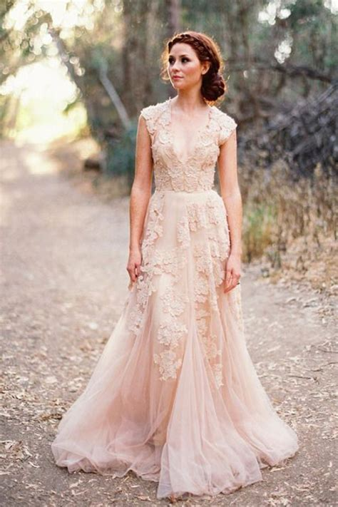 Colourful Wedding Gowns by 50 Stunning Wedding Dress That Prove You Don T To