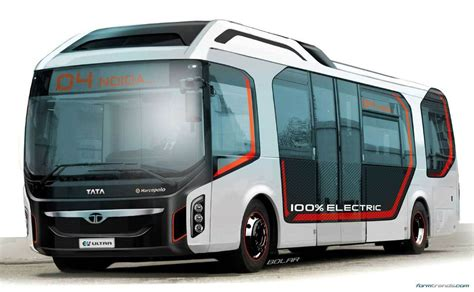 concept bus tata ultra electric bus concept looks to future of public