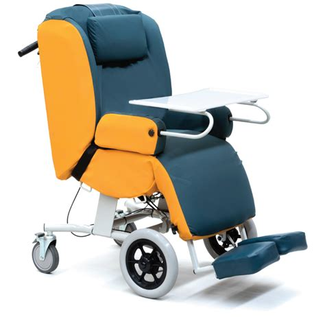 The Explorer Recliner by Meuris Eplorer Recliner Junior Independent Mobility Rehab
