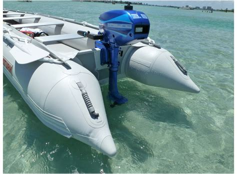 inflatable boat with trolling motor registration haswing 3 5hp outboard motor