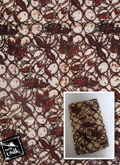 Sprei Katun Motif Batik kain batik cap katun motif sogan kain murah batikunik