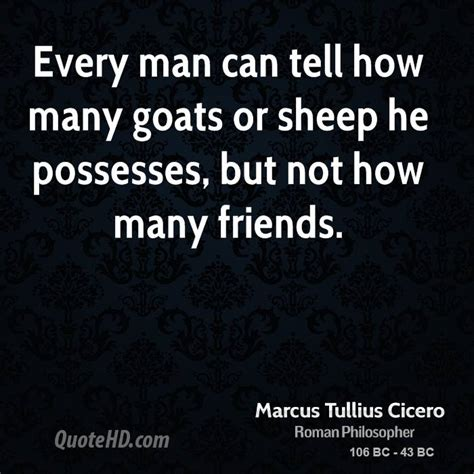 Madonna Is Not A Friend To The Sheep by Tullius Cicero Quotes Quotehd