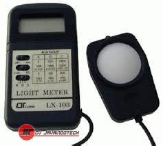 Jaul Lutron Lx 1108 Ligh Meter harga jual testo 540 light intensity measuring instrument