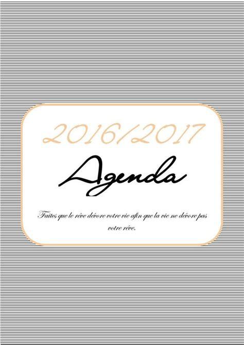 Calendrier 2016 à Imprimer Gratuit Format A4 192 Imprimer L Agenda 2016 2017 En Format A5 Gratuit Mon