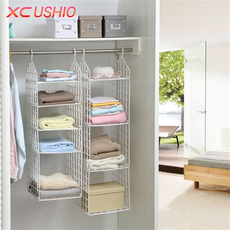 popular closet hanging shelves buy cheap closet hanging