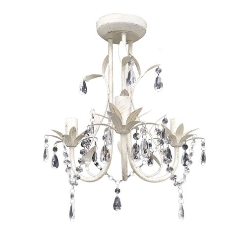 white crystal ceiling crystal pendant ceiling l chandelier elegant white