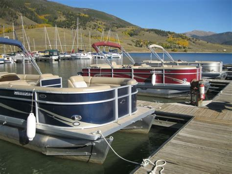 pontoon boat rental dillon co 25 best images about marina boat rentals on pinterest