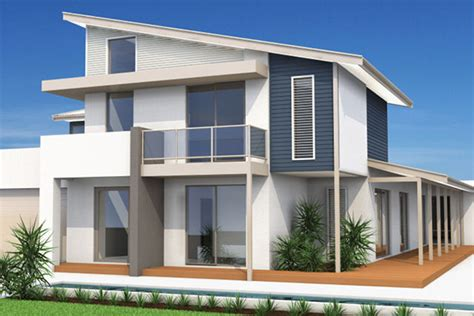 Townhouse Floor Plan Ideas by Double Floor House
