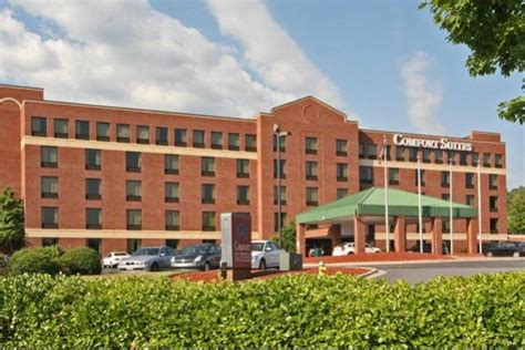 Comfort Suites Outlet Center Asheville