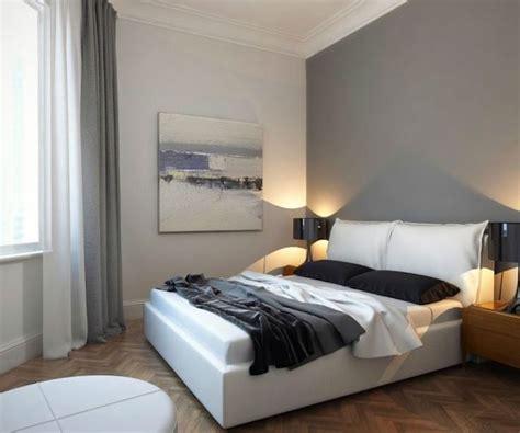großes schlafzimmer einrichten 1001 atemberaubende ideen f 252 r wandfarbe grau
