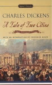 a tale of two cities books a tale of two cities by charles dickens second chance