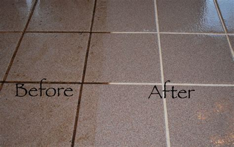 how to clean bathroom tile floor how to clean tile grout simply and effective