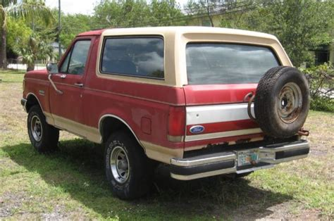 how to sell used cars 1990 ford bronco interior lighting 1990 4wd ford bronco classic ford bronco 1990 for sale