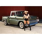 1964 Chevy C10 Stepside Big Back Window Truck  Restored/Show