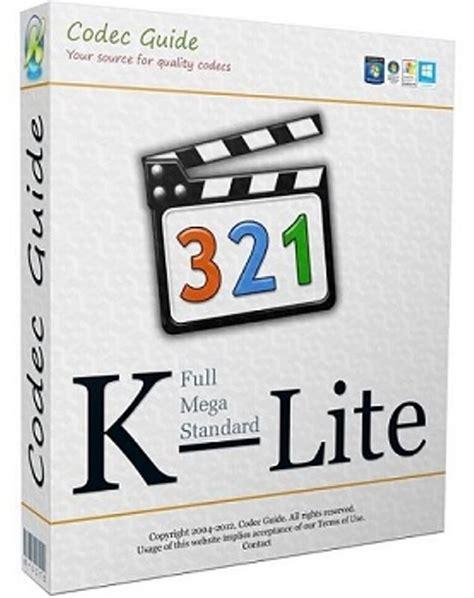 free download k lite codec pack update 1170 2015 11 18 k lite codec pack media player free download 2015 softlay