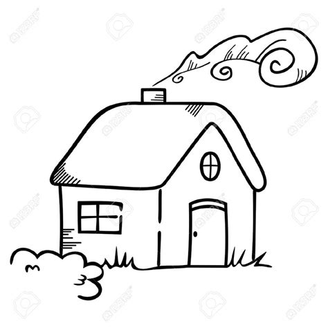 house drawing cartoon house drawing drawing art library