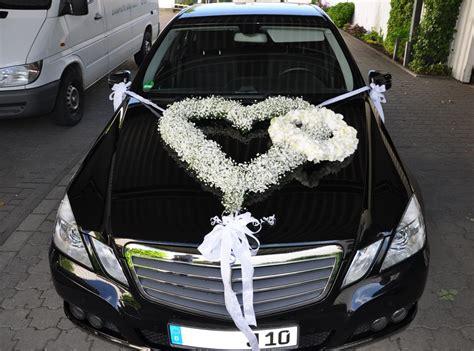 Autoschmuck Hochzeit by Valentino Hochzeitsdeko Ein Voller Dekoideen