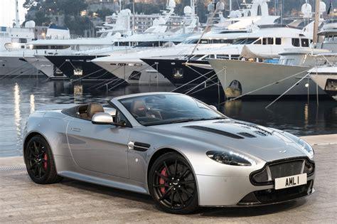 Aston Martin V12 Roadster by Aston Martin V12 Vantage S Roadster Road Test In