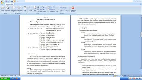 cara membuat laporan praktikum kuliah cara membuat latar belakang laporan kerja praktek