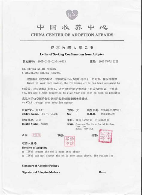 How To Get Acceptance Letter From In China Maps Next Steps