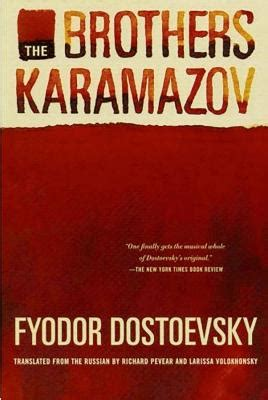 Pdf Brothers Karamazov Novel Parts Epilogue by The Brothers Karamazov A Novel In Four Parts With