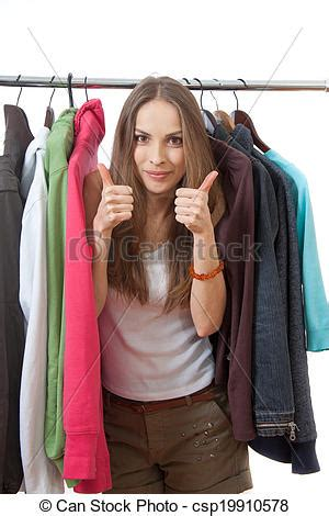Womans Rack Picture Of Near Rack With Hangers Beautiful