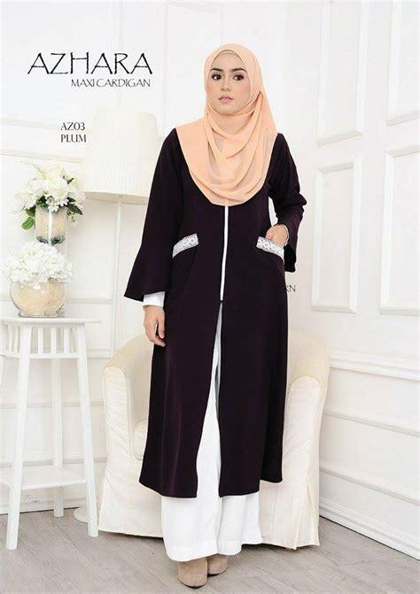 Sasmita Maxi Az 1 azhara maxi cardigan saeeda collections
