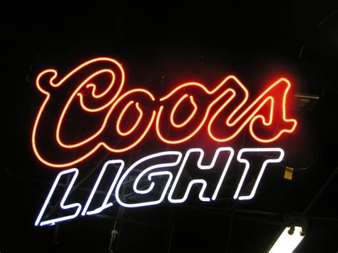 vintage coors light neon sign 1000 images about vintage signs on shops