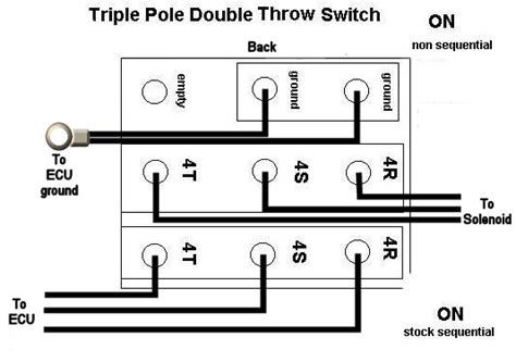 3pdt toggle switch wiring diagram 33 wiring diagram