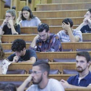 test ingresso psicologia torino roma alla sapienza irregolarit 224 nei test d ingresso a