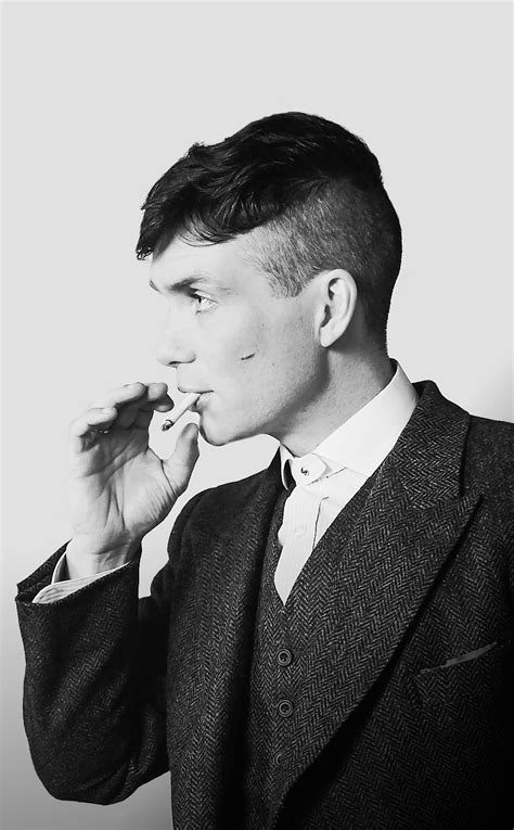tommy shelby haircut cillian murphy killing it as usual i c o n s