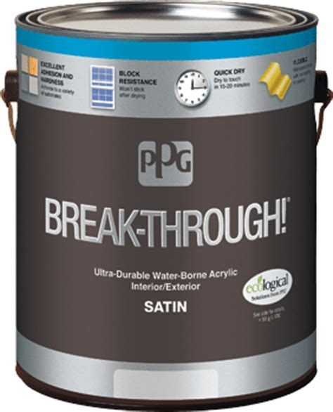 ppg breakthrough paint for cabinets through 174 interior exterior paint from ppg porter